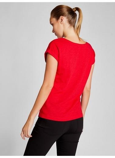 Vekem-Limited Edition Tişört Kırmızı